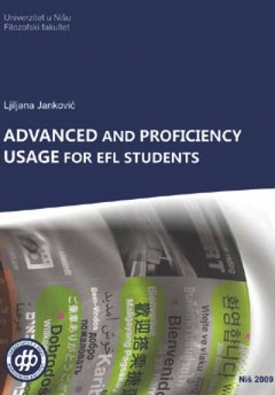 Advanced and Proficiency Usage for EFL Students