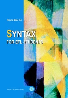 Syntax for EFL Students