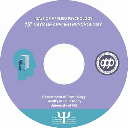PSYCHOLOGICAL RESEARCH AND PRACTICE - 15th Days of Applied Psychology