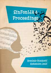SINFONIJA 6 PROCEEDINGS