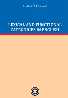 Lexical and Functional Categories in English