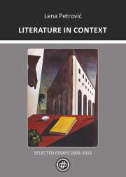 LITERATURE IN CONTEXT: SELECTED ESSAYS 2000‒2015