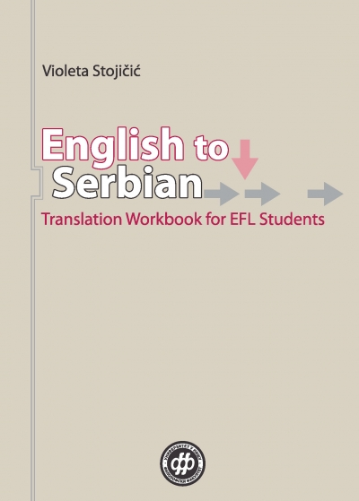 ENGLISH TO SERBIAN TRANSLATION WORKBOOK FOR EFL STUDENTS