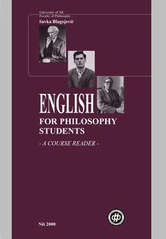 English for Philosophy Students - A Course Reader