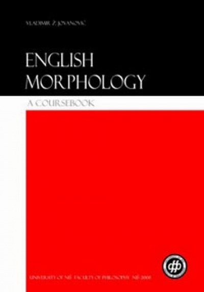 English Morphology - A Coursebook